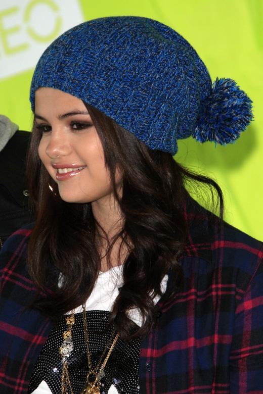Селена Гомес (Selena Gomez) / © Depositphotos.com / Jean_Nelson