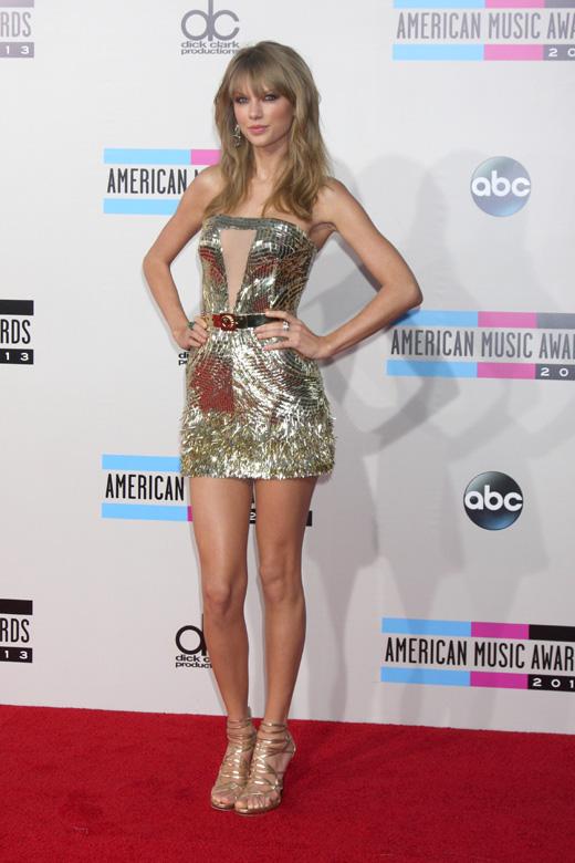 Певица Тейлор Свифт (Taylor Swift) / © Depositphotos.com / Jean_Nelson