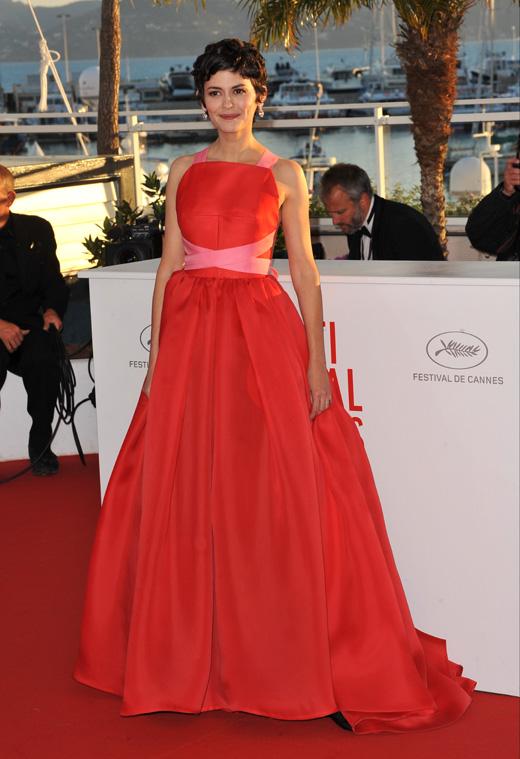 Актриса Одри Тоту (Audrey Tautou) / © Jaguar PS / Shutterstock.com
