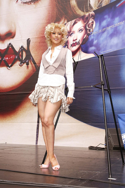 Кристина Агилера (Christina Aguilera) / © Depositphotos.com / Ryan Born
