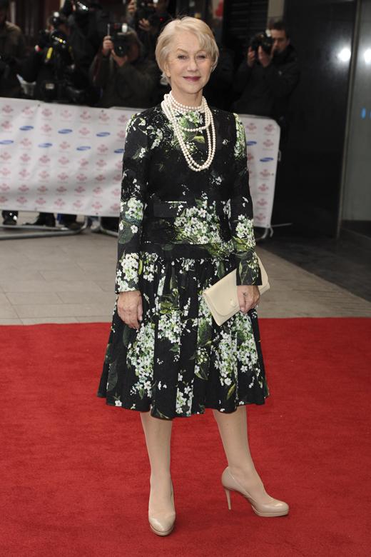 Актриса Хелен Миррен (Helen Mirren) / © Featureflash / Shutterstock.com