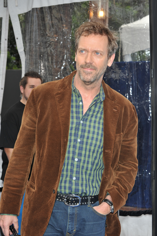 Хью Лори (Hugh Laurie) / © Jaguar PS / Shutterstock.com
