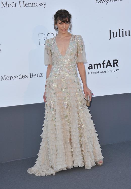 Милла Йовович (Milla Jovovich) / © Featureflash / Shutterstock.com