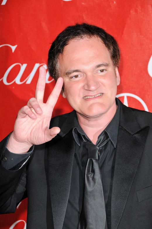 Квентин Тарантино (Quentin Tarantino) / © s_bukley / Shutterstock.com