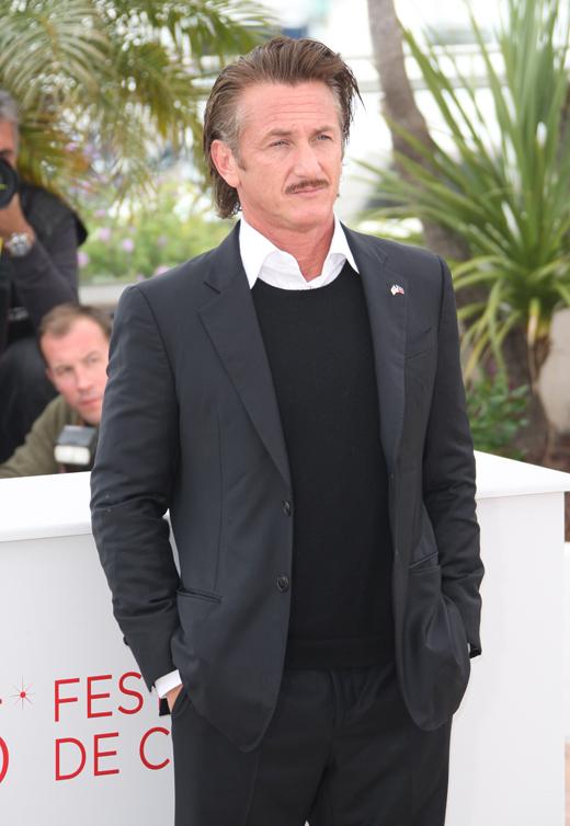 Актер Шон Пенн (Sean Penn) / © Featureflash / Shutterstock.com