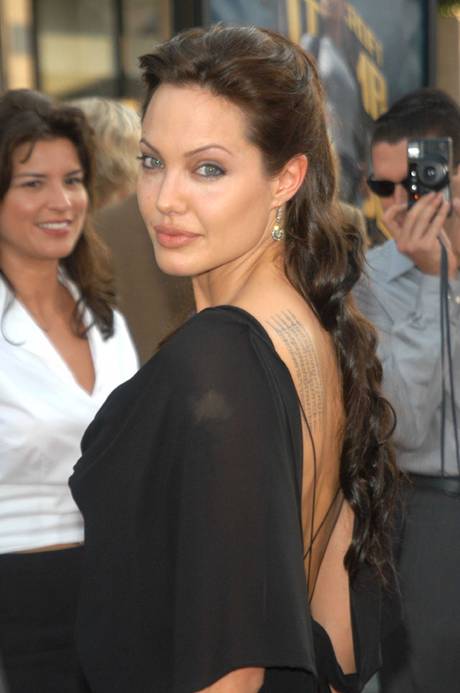Анджелина Джоли (Angelina Jolie)  / © Depositphotos.com / Ryan Born