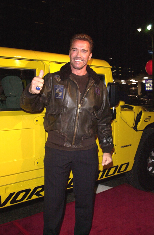 Арнольд Шварценеггер (Arnold Schwarzenegger) / © Depositphotos.com / Ryan Born
