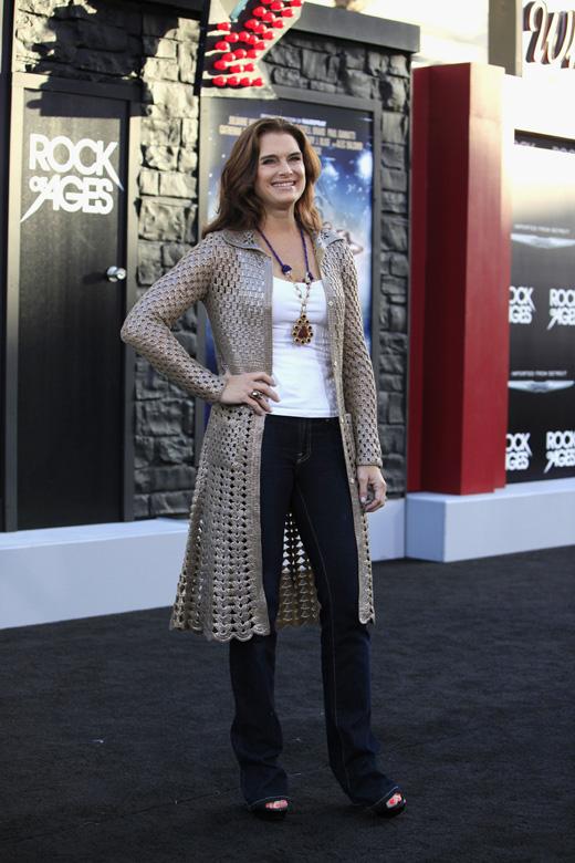 Брук Шилдс (Brooke Shields) / © Joe Seer / Shutterstock.com
