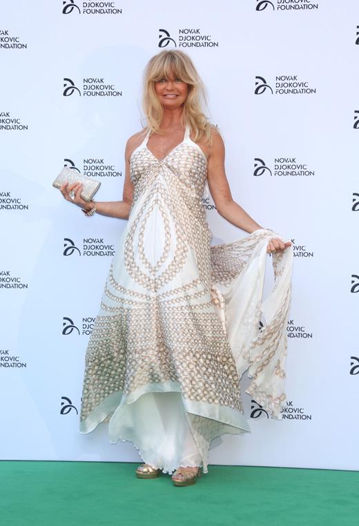 Голди Хоун (Goldie Hawn) / © Featureflash / Shutterstock.com