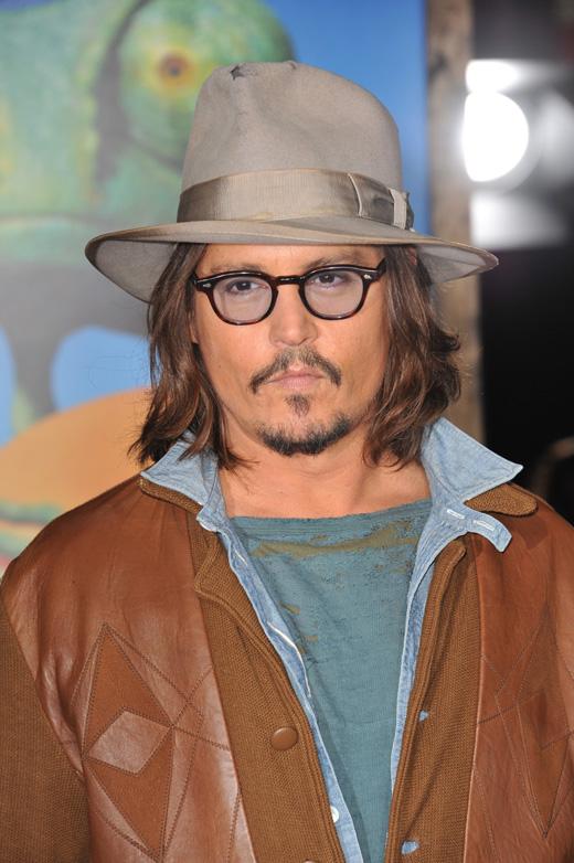 Джонни Депп (Johnny Depp) / © Jaguar PS / Shutterstock.com