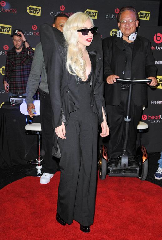 Леди Гага (Lady Gaga) / © Depositphotos.com / Ryan Born