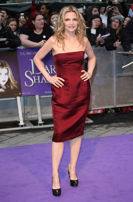 Мишель Пфайффер (Michelle Pfeiffer) / © Featureflash / Shutterstock.com