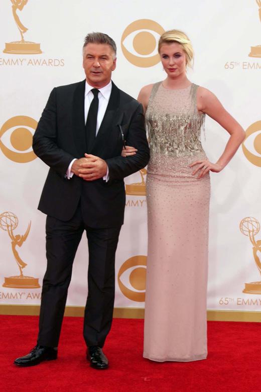 Алек Болдуин (Alec Baldwin) с дочерью Айленд Болдуин (Ireland Baldwin) / © s_bukley / Shutterstock.com