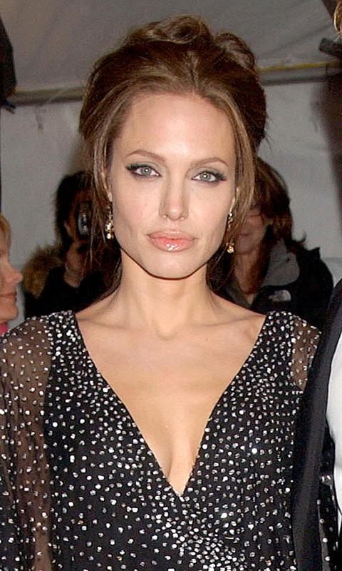 Анджелина Джоли (Angelina Jolie) / © Everett Collection / Shutterstock.com