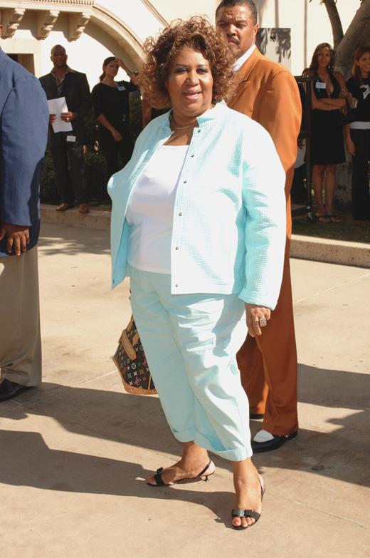 Арета Франклин (Aretha Franklin) / © Featureflash / Shutterstock.com