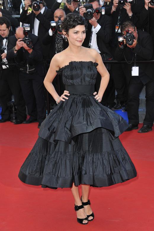 Одри Тоту (Audrey Tautou) / © Jaguar PS / Shutterstock.com