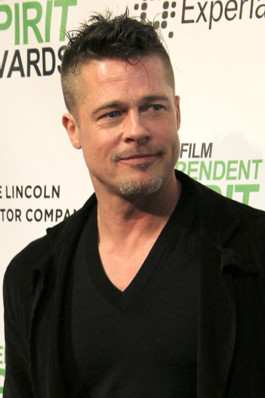 Брэд Питт (Brad Pitt) / © Helga Esteb / Shutterstock.com