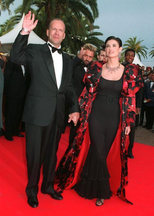 Брюс Уиллис (Bruce Willis) и Деми Мур (Demi Moore) / © Featureflash / Shutterstock.com