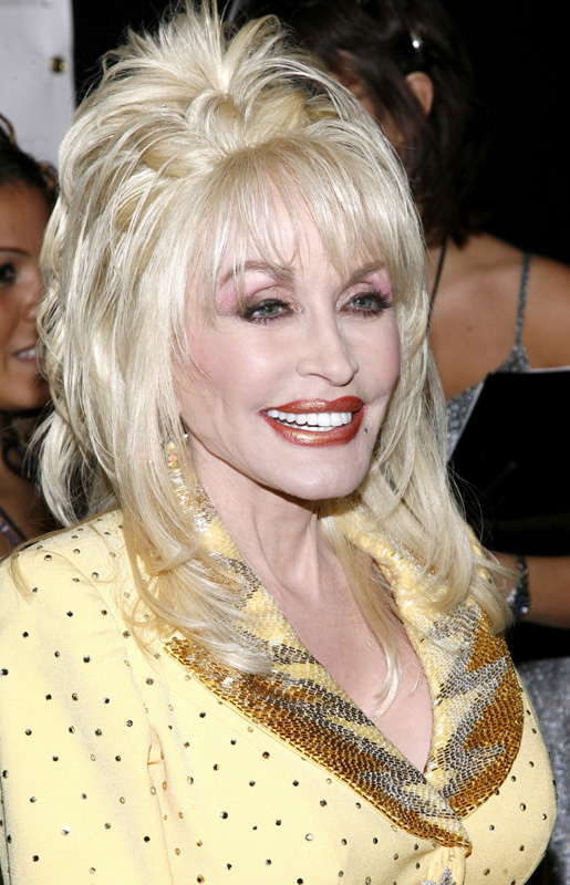 Долли Партон (Dolly Parton) / © stocklight / Shutterstock.com