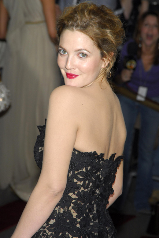 Дрю Бэрримор (Drew Barrymore) / © Everett Collection / Shutterstock.com