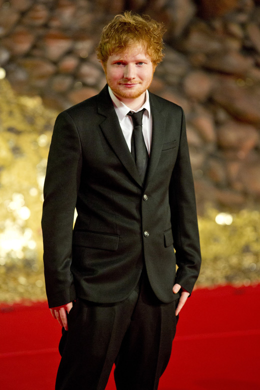 Эд Ширан (Ed Sheeran) / © Joe Seer / Shutterstock.com