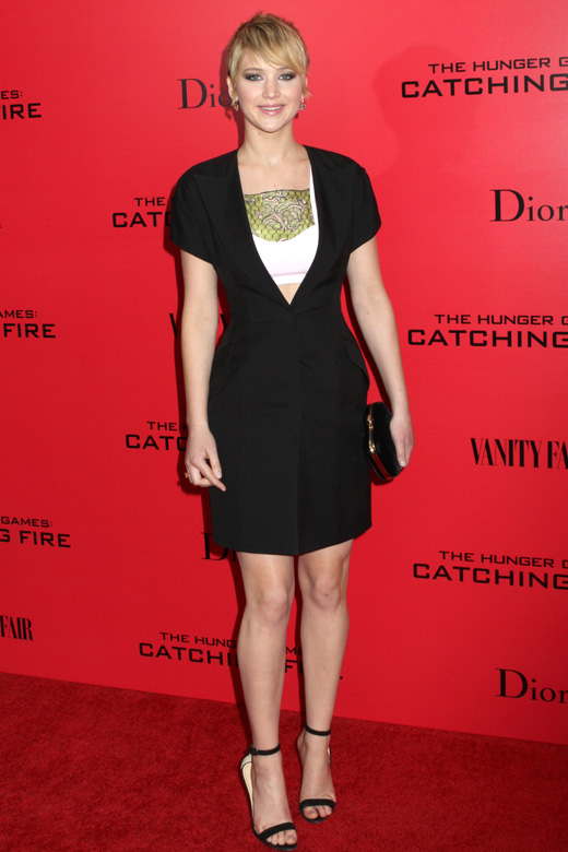 Дженнифер Лоуренс (Jennifer Lawrence) / © JStone / Shutterstock.com