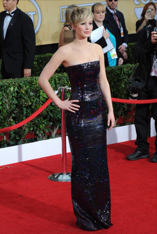 Дженнифер Лоуренс (Jennifer Lawrence) / © Jaguar PS / Shutterstock.com
