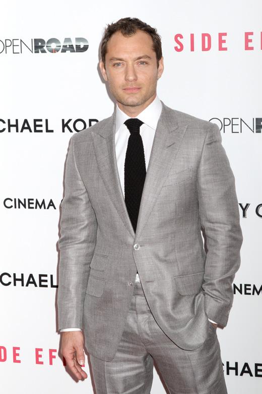 Джуд Лоу (Jude Law) / © JStone / Shutterstock.com