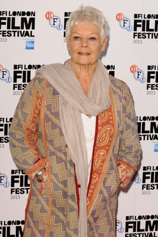 Джуди Денч (Judi Dench) / © Featureflash / Shutterstock.com