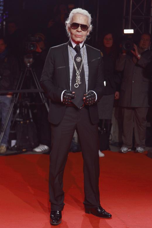 Карл Лагерфельд (Karl Lagerfeld) / © Anton Oparin / Shutterstock.com