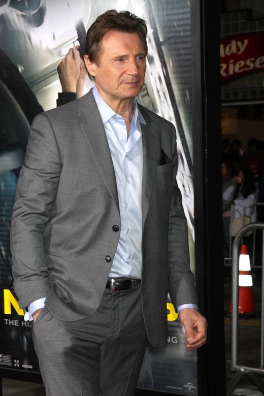 Лиам Нисон (Liam Neeson) / © Helga Esteb / Shutterstock.com
