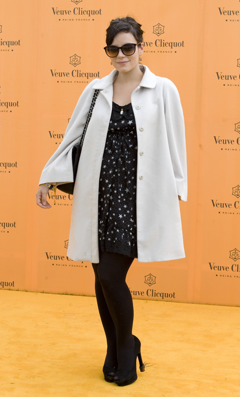 Лили Аллен (Lily Allen) / © Featureflash / Shutterstock.com