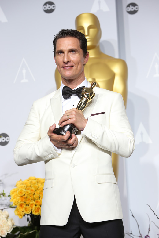 Мэттью Макконахи (Matthew McConaughey) / © Helga Esteb / Shutterstock.com