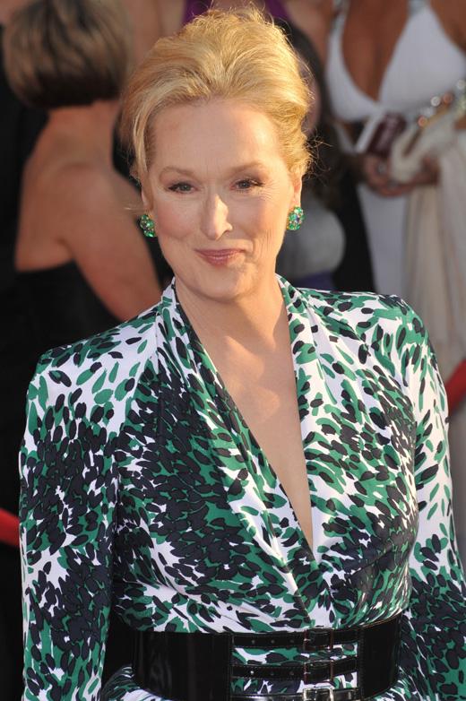 Мерил Стрип (Meryl Streep) / © Jaguar PS / Shutterstock.com