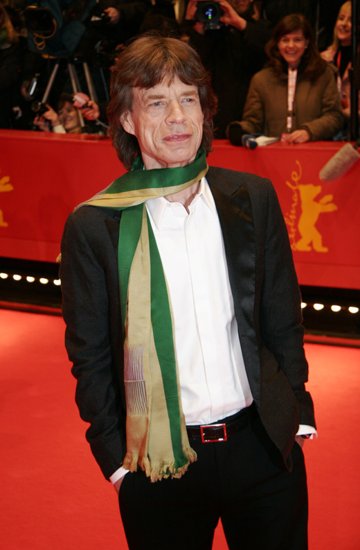 Мик Джаггер (Mick Jagger) / © vipflash / Shutterstock.com