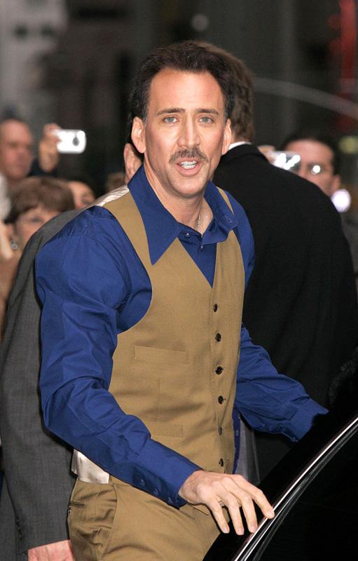 Николас Кейдж (Nicolas Cage) / © Everett Collection / Shutterstock.com