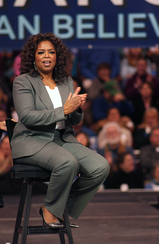 Опра Уинфри (Oprah Winfrey) / © Everett Collection / Shutterstock.com