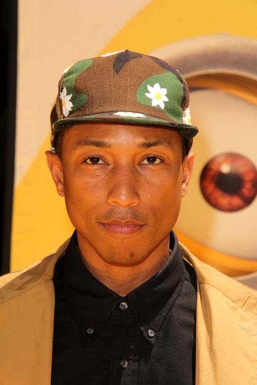 Фаррелл Уильямс (Pharrell Williams) / © s_bukley / Shutterstock.com