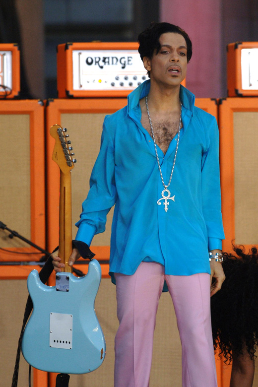 Принц (Prince) / © Everett Collection / Shutterstock.com