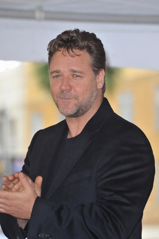 Рассел Кроу (Russell Crowe) / © Jaguar PS / Shutterstock.com