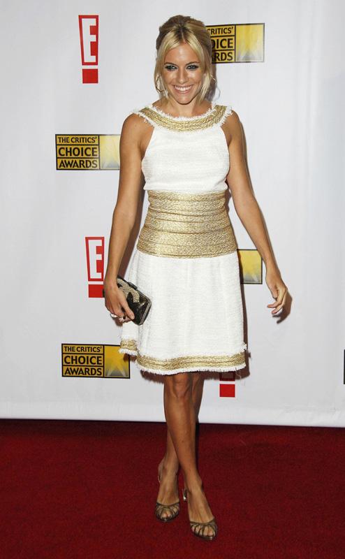 Сиенна Миллер (Sienna Miller) / © Everett Collection / Shutterstock.com