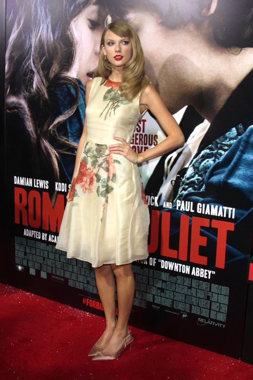 Тейлор Свифт (Taylor Swift) / © Helga Esteb / Shutterstock.com