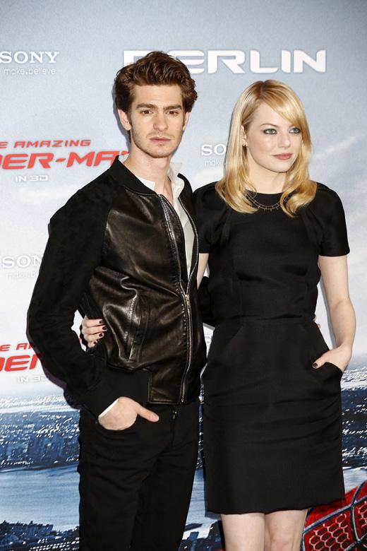 Эндрю Гарфилд (Andrew Garfield) и Эмма Стоун (Emma Stone) / © Joe Seer / Shutterstock.com