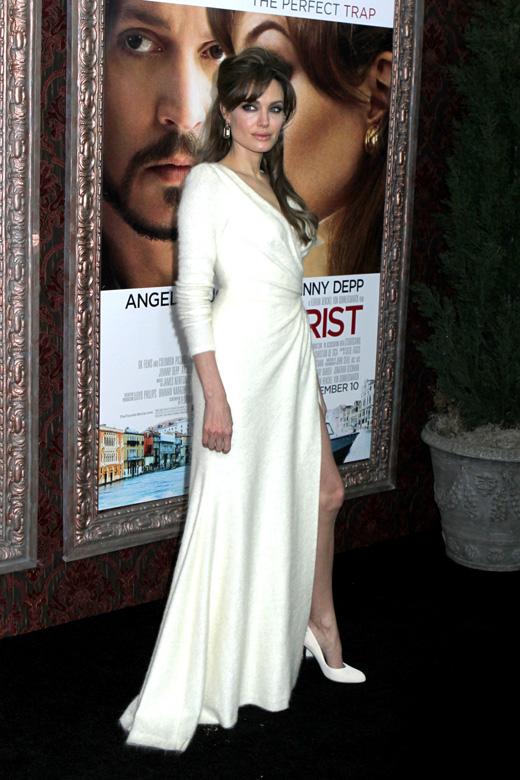 Анджелина Джоли (Angelina Jolie) / © JStone / Shutterstock.com