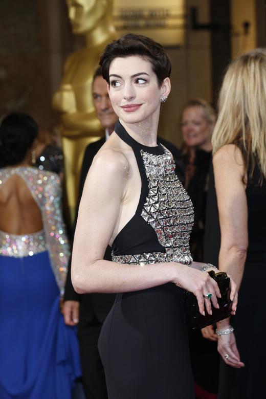 Энн Хэтэуэй (Anne Hathaway) / © Helga Esteb / Shutterstock.com
