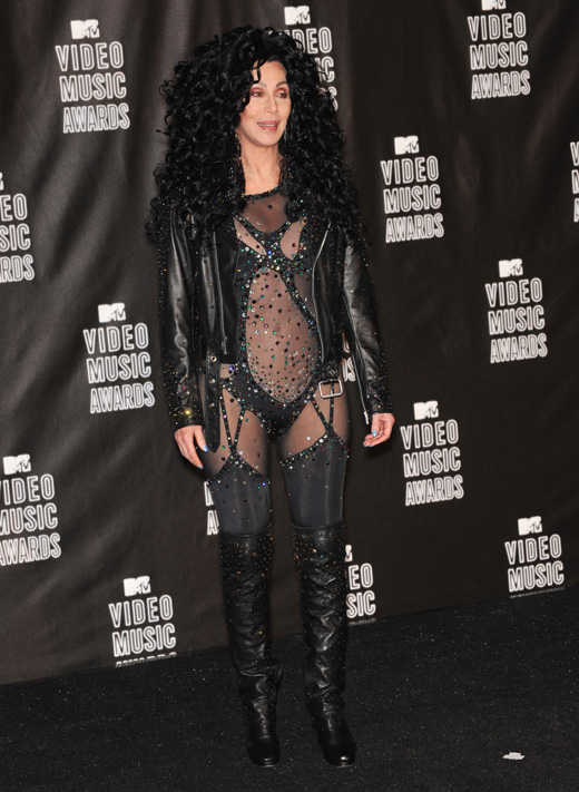 Шер (Cher) / © Jaguar PS / Shutterstock.com