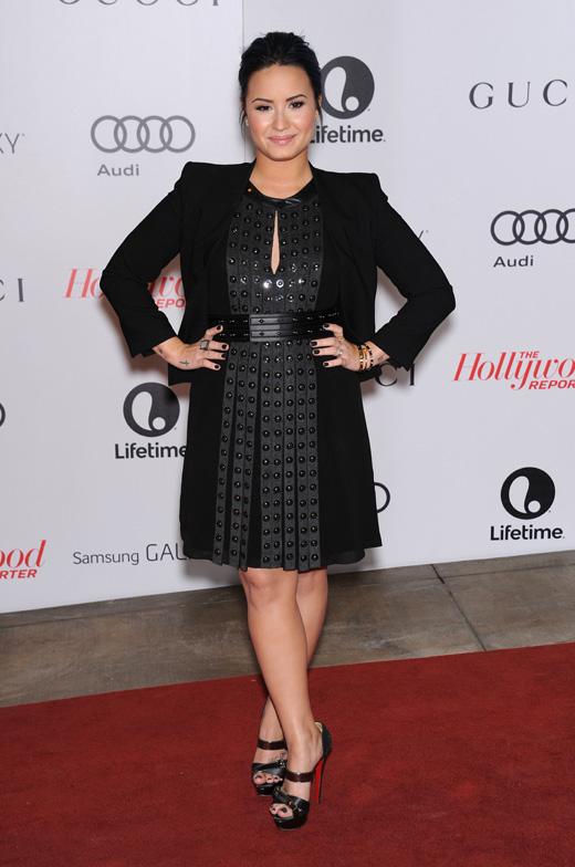 Деми Ловато (Demi Lovato) / © DFree / Shutterstock.com