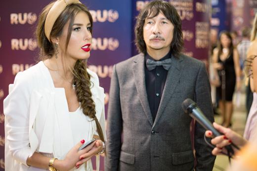 Кэти Топурия и Байгали Серкебаев / © Pavel L Photo and Video / Shutterstock.com