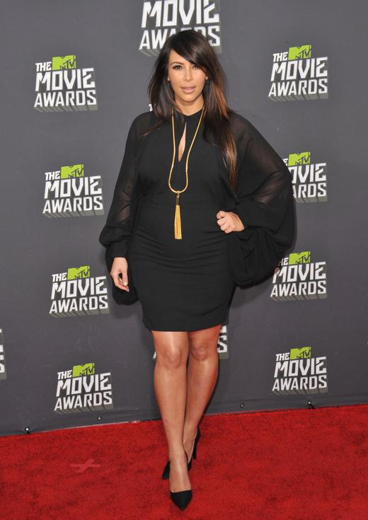 Ким Кардашян (Kim Kardashian) / © Featureflash / Shutterstock.com