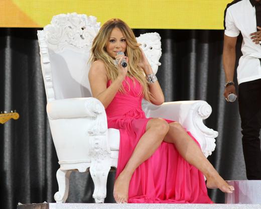 Мэрайя Кэри (Mariah Carey) / © JStone / Shutterstock.com